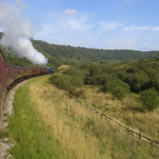 NYMoors steam railway